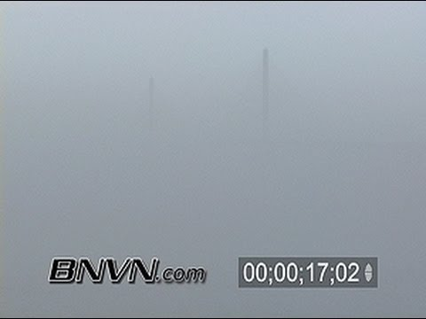 1/24/2006 Dense Fog Video - Dense Fog Footage