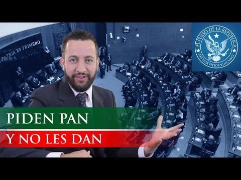 PIDEN PAN Y NO LES DAN - EL PULSO DE LA REPÚBLICA
