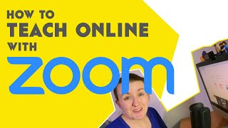 How to Teach Online with Zoom║Lindsay Does Languages