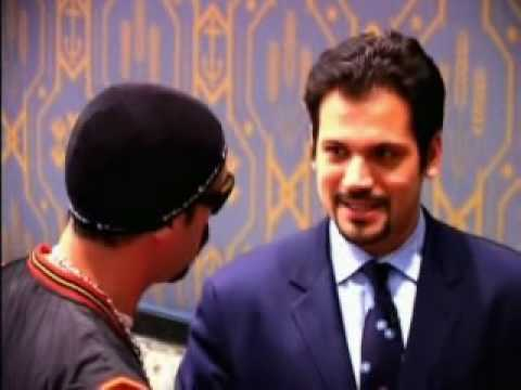 Ali G - UN Security Council Chamber