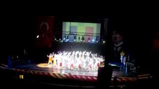 İzmir İnternational folk dance ROMANİA