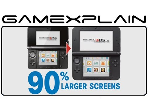 Nintendo 3DS XL - Overview Trailer