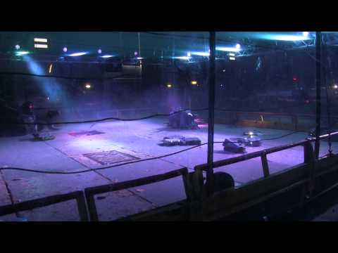 Robot Wars Guildford 2014 – Featherweights 4