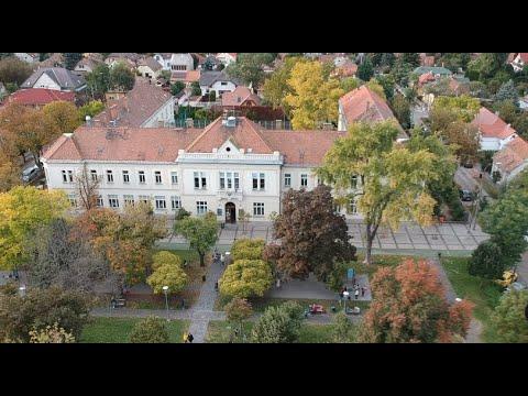 XVI. Kerület Madártávlatból #2: Hősök tere, Kölcsey Ferenc Általános Iskola