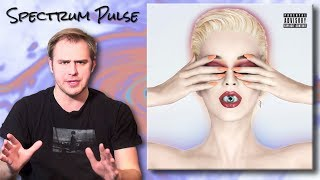 Katy Perry - Witness - Album Review