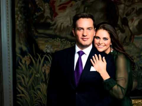 Princess Madeleine of Sweden engaged to Christopher O'Neill !