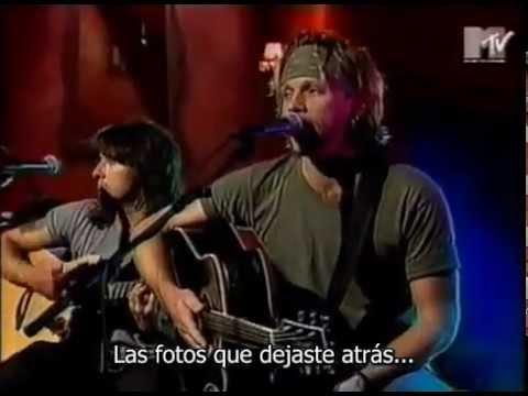 letras en espanol de bon jovi: