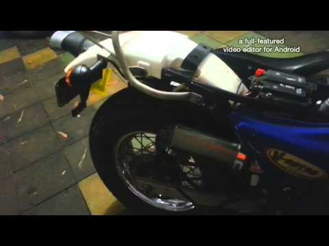 Skyteam 250cc v-retro ( v-raptor )