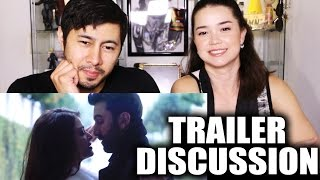 AE DIL HAI MUSHKIL Trailer Discussion by Jaby Koay & Achara Kirk!