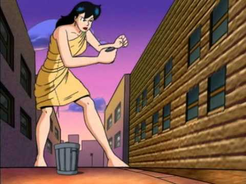 Archie's Weird Mysteries - Attack of the 50-ft Veronica