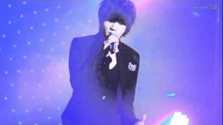 [Yesung focus] 101127 In my dream @Lotte family concert