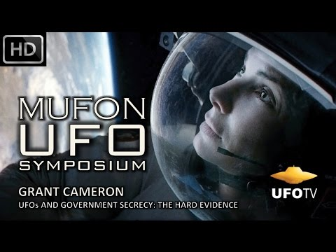 UFOTV Presents - UFOs AND GOVERNMENT SECRECY: THE HARD EVIDENCE – Grant Cameron