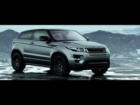 Range Rover Evoque Victoria Beckham Commercial Carjam TV HD Car TV Show 2013