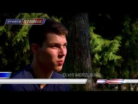 Elvis Merzļikins: Pēc pieciem gadiem būšu NHL