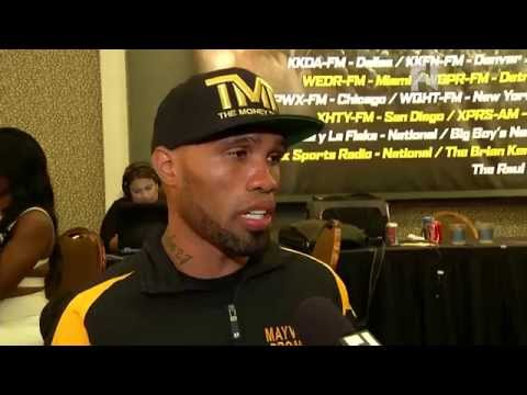 Ishe Smith on Mayweathers Performance He Did What He Had To Do To Win