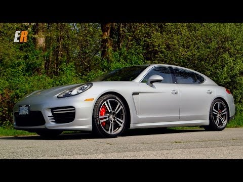 TEST DRIVE - 2014 Porsche Panamera Turbo Executive Review, The Ultimate Family Car?