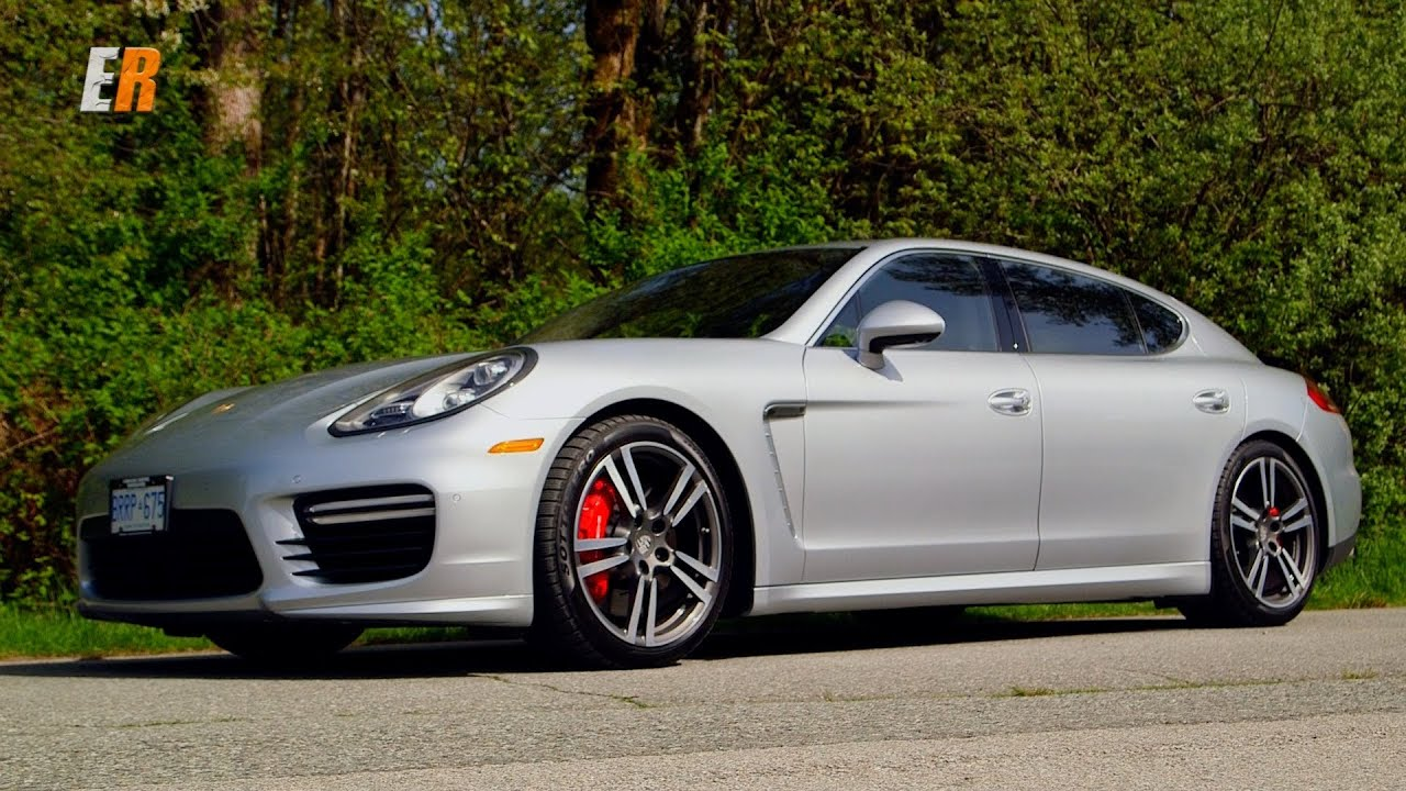 TEST DRIVE 2014 Porsche Panamera Turbo Executive Review