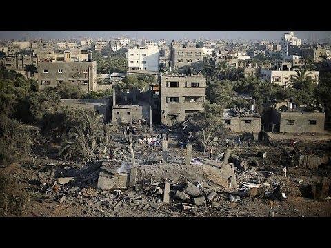 Israel targets Hamas militants in aerial offensive