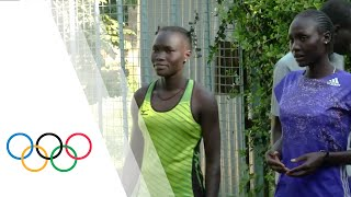From fleeing South Sudan to running at Rio 2016 | Refugee Olympic Team