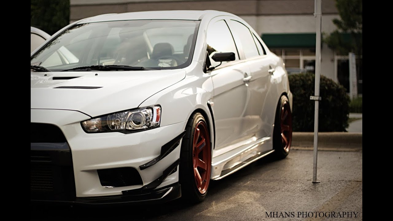 Mitsubishi Lancer Evo X - YouTube