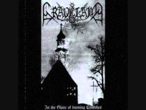 Graveland - The Night Of Fullmoon
