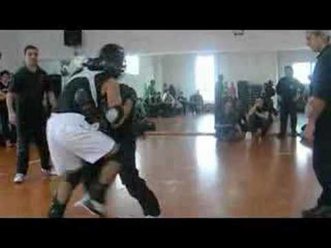 Jeet Kune Do free sparring Image 1