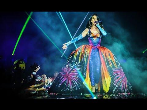 Katy Perry - Firework - Prismatic World Tour Epix video