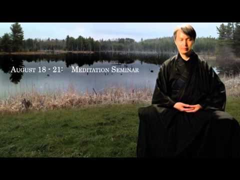Royal Academic Institute - Meditation Seminar 2013