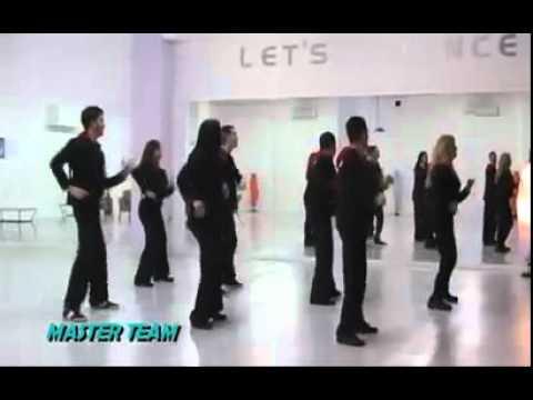 Zumba el amor……summer tour 2012 coreography master team dance group