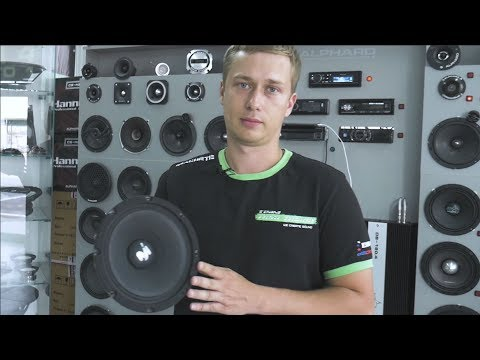 Новый динамик от Deaf Bonce: Machete MW-80