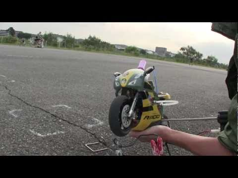 [RC][Bike]HobbyKing 1:5 Scale Nitro RC Motor Bike