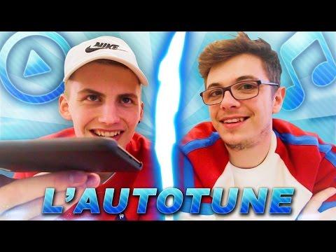 Nous découvrons L'AUTOTUNE DES RAPPEURS ! (AUTOTUNE EP1)  - Feat TIM