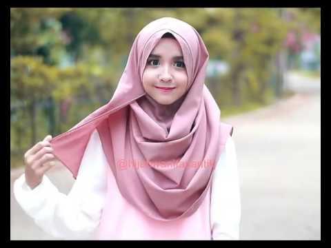 Gambar jilbab instan kekinian