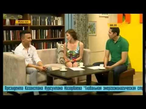 Гость студии - Али Окапов