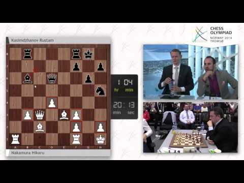 Chess Olympiad - Round 7 - Complete chess24 webcast