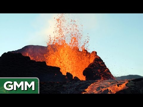 7 Shocking Supervolcano Facts