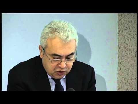 Iraq Energy Outlook 2012 Launch - Presentation