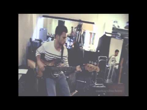 Guy Berryman is sexy and he knows it.