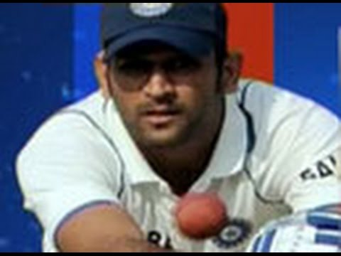 MS Dhoni under fire