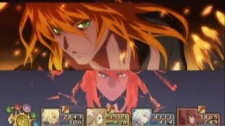 tales of symphonia dawn of the new world all bosses