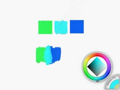 Cyan videolike - How to make turquoise color ...