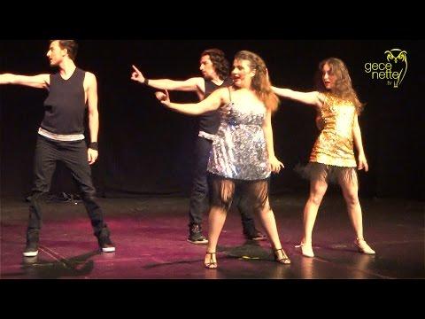 Gülsin Gümüş Dans Ve Müzik Atölyesi 2013 -- 2014 Yılsonu Gösterisi video