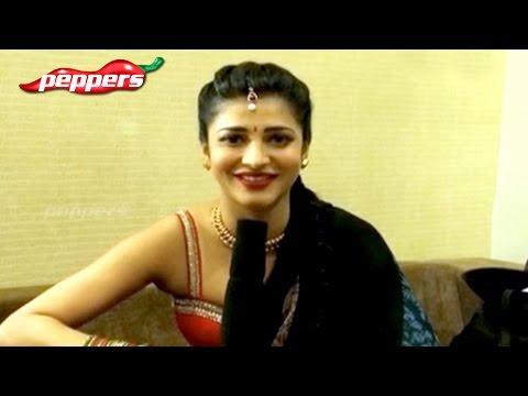 Poojai Shooting Spot| Deepavali Special| Shruti Haasan Interview