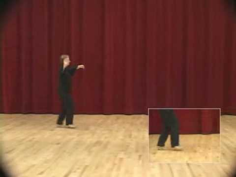 Bronze Slow Foxtrot - Feather Step Ballroom Dance Lesson