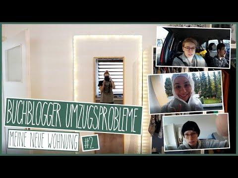 Buchblogger Umzugsprobleme | Meine neue Wohnung  #2 | VLOG