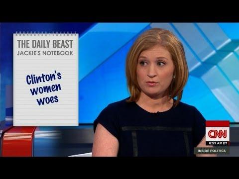 Clinton's women woes