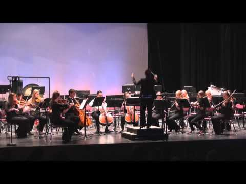 2011 - A Maid in Bedlam - Fall Concert - Arrowhead High School Chamber Strings