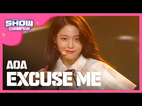 Show Champion EP.212 AOA - Excuse Me thumbnail