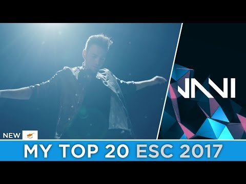 Eurovision 2017 | My Top 20 (so far)