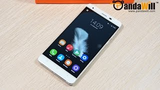 OUKITEL K6000 Smartphone with 6000mAh Battery Hands On